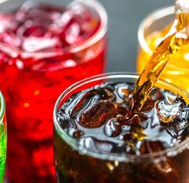 مواد غذایی - میزان اسیدی بودن خون - نوشیدنی های گازدار - تغذیه -