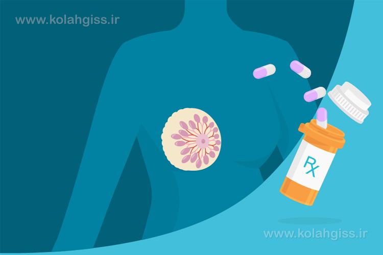 داروی تاموکسیفن برای درمان سرطان سینه
