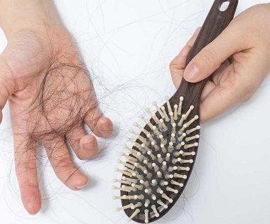 داروهای سرطان و ریزش مو - الگوی ریزش مو در شیمی درمانی - ریزش مو