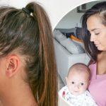 علت ریزش مو در بارداری چیست و چگونه می توان از آن پیشگیری کرد؟